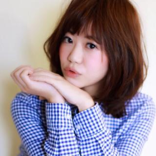 上川美幸さんのヘアスナップ