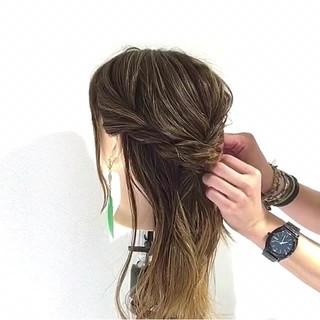 デート 結婚式 ヘアアレンジ ギブソンタック ヘアスタイルや髪型の写真・画像 ヘアスタイルや髪型の写真・画像