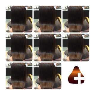 トリートメント 美髪 髪の病院 ロング ヘアスタイルや髪型の写真・画像