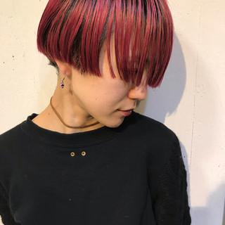アウトドア ヘアアレンジ ショート アンニュイほつれヘア ヘアスタイルや髪型の写真・画像 ヘアスタイルや髪型の写真・画像