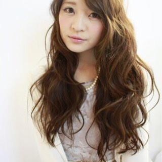 小顔 ニュアンス デート ミルクティー ヘアスタイルや髪型の写真・画像