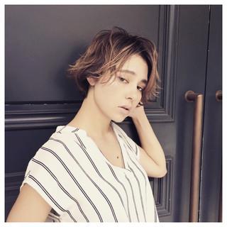 Junpei Tanakaさんのヘアスナップ