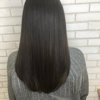 トリートメント ナチュラル 髪質改善 サイエンスアクア ヘアスタイルや髪型の写真・画像
