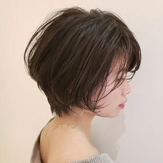 簡単ヘアアレンジ ショート ヘアアレンジ オフィス ヘアスタイルや髪型の写真・画像 ヘアスタイルや髪型の写真・画像