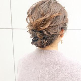 簡単ヘアアレンジ アンニュイほつれヘア ヘアアレンジ デート ヘアスタイルや髪型の写真・画像 ヘアスタイルや髪型の写真・画像