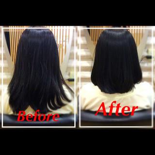 フェミニン ヘアアレンジ ボブ 時短 ヘアスタイルや髪型の写真・画像