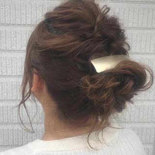 鳥井舞子さんのヘアスナップ