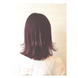 ハイライト パンク ミディアム 外国人風 ヘアスタイルや髪型の写真・画像