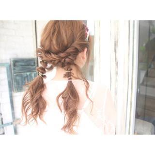 ヘアアレンジ バンダナ ショート ガーリー ヘアスタイルや髪型の写真・画像 ヘアスタイルや髪型の写真・画像