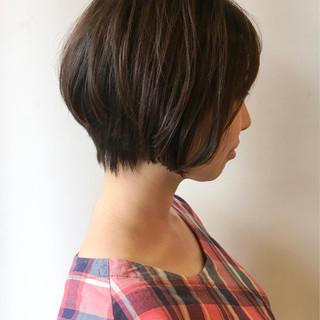 オフィス 秋 色気 ナチュラル ヘアスタイルや髪型の写真・画像 ヘアスタイルや髪型の写真・画像