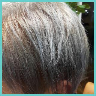 ショート モード ダブルカラー 外国人風カラー ヘアスタイルや髪型の写真・画像 ヘアスタイルや髪型の写真・画像