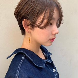 色気 似合わせ かっこいい ショート ヘアスタイルや髪型の写真・画像