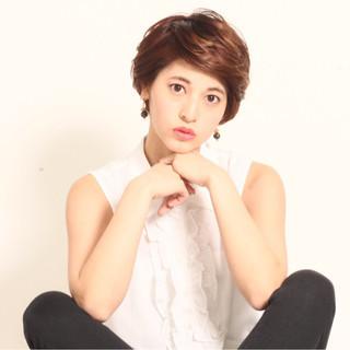 色気 ガーリー 大人女子 小顔 ヘアスタイルや髪型の写真・画像
