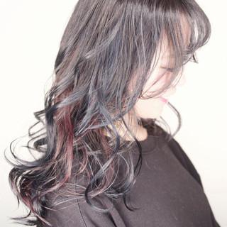 外国人風カラー グレージュ アッシュ 外国人風 ヘアスタイルや髪型の写真・画像