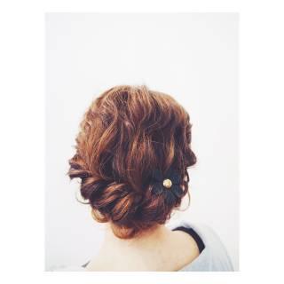 モテ髪 ヘアアレンジ ロング 愛され ヘアスタイルや髪型の写真・画像