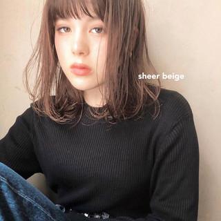 簡単ヘアアレンジ ハイライト ガーリー ヘアアレンジ ヘアスタイルや髪型の写真・画像 ヘアスタイルや髪型の写真・画像