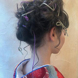 ゆるふわ 簡単ヘアアレンジ デート フェミニン ヘアスタイルや髪型の写真・画像 ヘアスタイルや髪型の写真・画像