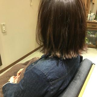 こなれ感 ボブ ロブ モード ヘアスタイルや髪型の写真・画像