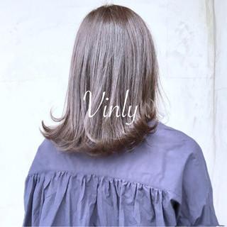 簡単ヘアアレンジ パーティ 透明感 ナチュラル ヘアスタイルや髪型の写真・画像