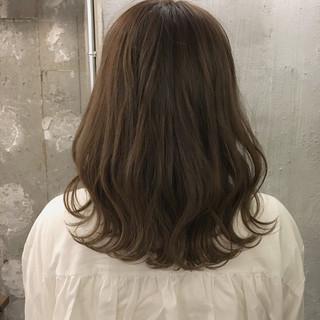 アンニュイ ナチュラル ゆるふわ 結婚式 ヘアスタイルや髪型の写真・画像