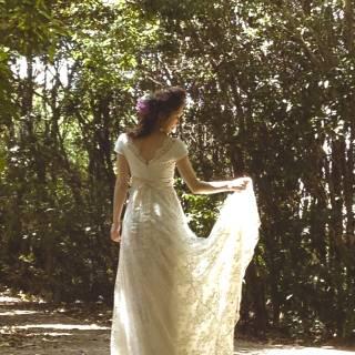 ロング 結婚式 外国人風 ヘアアレンジ ヘアスタイルや髪型の写真・画像
