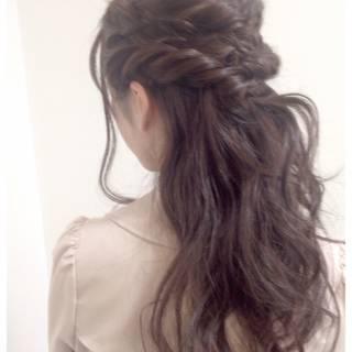 ナチュラル 大人かわいい モテ髪 ロング ヘアスタイルや髪型の写真・画像 ヘアスタイルや髪型の写真・画像