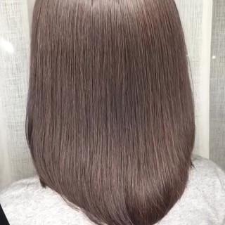 透明感 オフィス リラックス ナチュラル ヘアスタイルや髪型の写真・画像