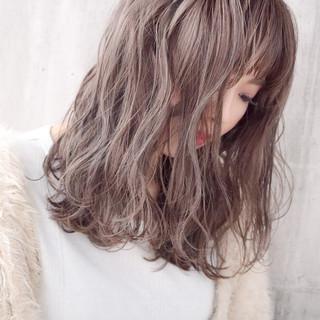 ナチュラル 簡単ヘアアレンジ 360度どこからみても綺麗なロングヘア 透明感カラー ヘアスタイルや髪型の写真・画像