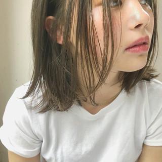色気 ボブ ガーリー ショート ヘアスタイルや髪型の写真・画像