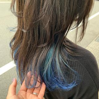 ハイライト カラーバター モード オフィス ヘアスタイルや髪型の写真・画像 ヘアスタイルや髪型の写真・画像