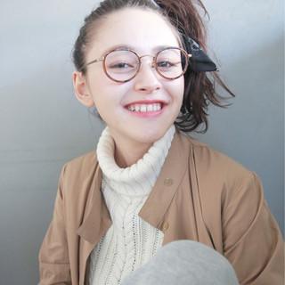 パーマ ロング 外国人風 ストリート ヘアスタイルや髪型の写真・画像
