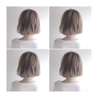 ハイライト ヘアアレンジ 色気 ストリート ヘアスタイルや髪型の写真・画像 ヘアスタイルや髪型の写真・画像