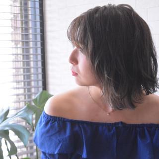 美髪 髪質改善トリートメント 髪質改善 デート ヘアスタイルや髪型の写真・画像