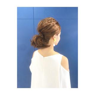 デート オフィス 福岡市 ミディアム ヘアスタイルや髪型の写真・画像 ヘアスタイルや髪型の写真・画像