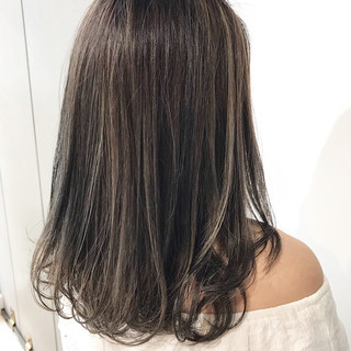 デート 暗髪 ミディアム 春 ヘアスタイルや髪型の写真・画像 ヘアスタイルや髪型の写真・画像