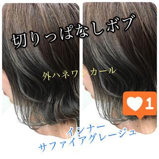 大人ハイライト 大人かわいい レイヤーカット ハイトーンカラー ヘアスタイルや髪型の写真・画像