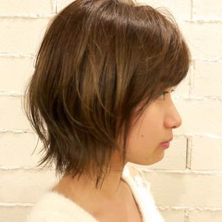 カワナベマサシさんのヘアスナップ