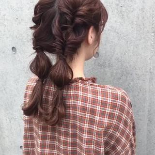 スポーツ パーマ ロング ヘアアレンジ ヘアスタイルや髪型の写真・画像