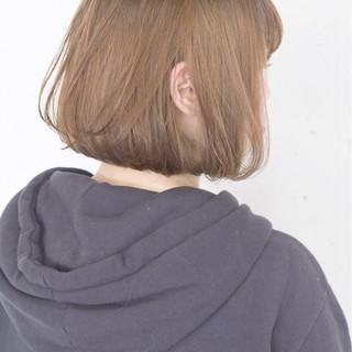 小顔 大人女子 ストリート 大人かわいい ヘアスタイルや髪型の写真・画像