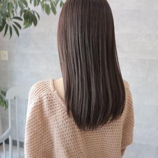 ヘアアレンジ オフィス ナチュラル グレージュ ヘアスタイルや髪型の写真・画像