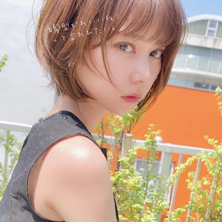 アンニュイほつれヘア ゆるふわ 大人かわいい アウトドア ヘアスタイルや髪型の写真・画像