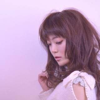愛され フェミニン 大人かわいい モテ髪 ヘアスタイルや髪型の写真・画像