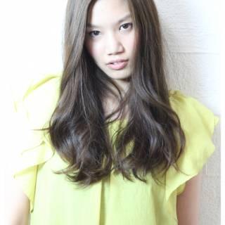 コンサバ フェミニン ナチュラル かっこいい ヘアスタイルや髪型の写真・画像