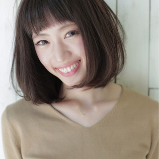 色気 冬 大人女子 前髪あり ヘアスタイルや髪型の写真・画像
