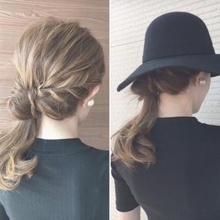 上品 大人かわいい デート ハイライト ヘアスタイルや髪型の写真・画像 ヘアスタイルや髪型の写真・画像