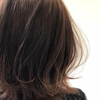 ハイライト ミルクティーグレージュ ブリーチ アディクシーカラー ヘアスタイルや髪型の写真・画像
