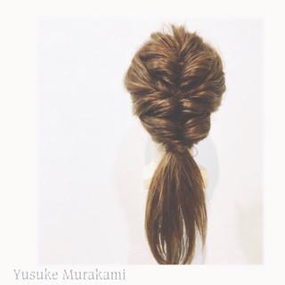 夏 大人かわいい 外国人風 ロング ヘアスタイルや髪型の写真・画像