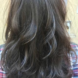 愛され 外国人風カラー ナチュラル ロング ヘアスタイルや髪型の写真・画像