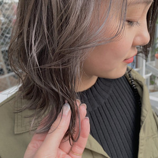 EMI <zest三鷹>さんのヘアスナップ