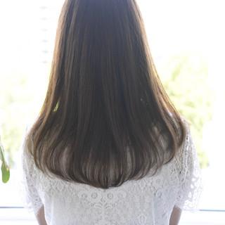 内巻き ナチュラル 可愛い 透明感 ヘアスタイルや髪型の写真・画像